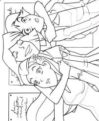 Kids N Funcom 38 Coloring Pages Of Totally Spies
