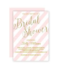 Free Bridal Shower Invitations Templates
