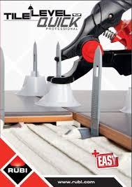 rubi 02941 tile level quick kit professional