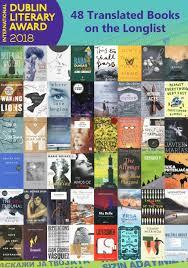 flyer translated in portuguese 48 novels in translation on the 2018 longlist international