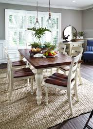 ashley s marsilona dining love the dark and light wood together more