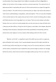 int seminar final essay is damien hirst a real artist microsoft word int sem 2 final docx