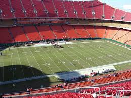 Arrowhead Stadium View From Upper Level 303 Vivid Seats