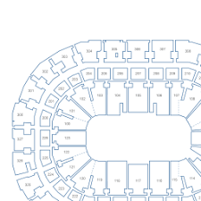 Keybank Seating Chart With Seat Numbers Keybank Center Interactive Seating Chart