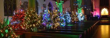 Gosport Christmas Lights 2016 Christmas Tree Festival 2019 Alverstoke Church Of England