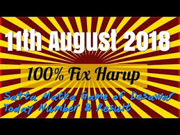 Matka Satta Number Chart Desawar Videos Matching 11th August Disawar Fix Leak Satta Matka