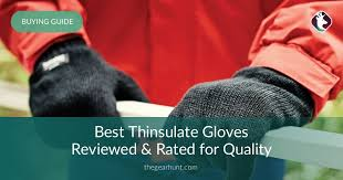 10 Best Thinsulate Gloves Reviewed In 2019 Thegearhunt