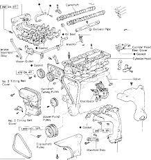 components toyota mr2 mk1 1989 aw11 repair toyota service blog 2004 sienna exhaust diagram at Sienna Exhaust Diagram