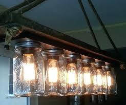 mason jar hanging lights light bulb chandelier awesome mason jar 6 light hanging lamp 7 steps with mason jar pendant lights uk