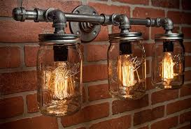 cheap rustic lighting. A Handmade Industrial Chic Three Light Fixture That Is Sure To Add Truly Charming Accent Any Home. This Unique And Re-imagined Blend Of Metal Pipe Cheap Rustic Lighting