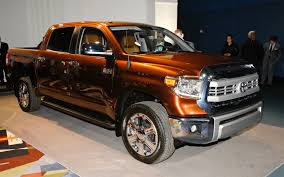 Chicago 2013: 2014 Toyota Tundra Searches For Its Niche