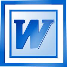 microsoft word icon microsoft word icon office 2007 icons softicons com