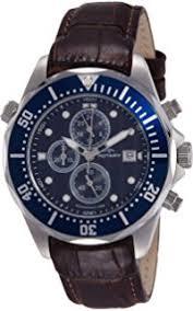 rotary men s quartz watch black dial chronograph display and rotary ags00070 05 c men s chronograph watch quartz chronograph brown leather strap