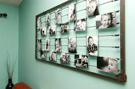 cool creative ways to hang pictures without frames wall mini gallery with  ideas to hang photos without frames