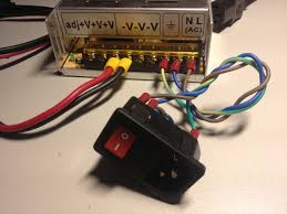 iec switch wiring iec image wiring diagram wiring oem in chassis smpss for 3d printers u2026 nullius in verba on iec switch wiring