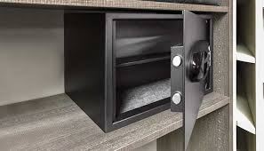 how to hide a safe in a closet closet
