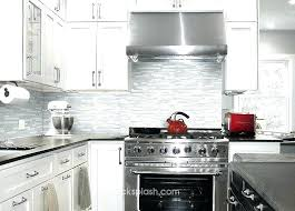 kitchen backsplash white cabinets. Backsplash With White Cabinets Modern Concept Kitchen  Glass Tile Marble I