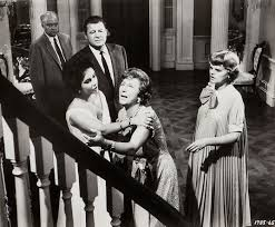 cat on a hot tin roof film genres the red list larry gates elizabeth taylor jack carson judith anderson and madeleine sherwood in cat