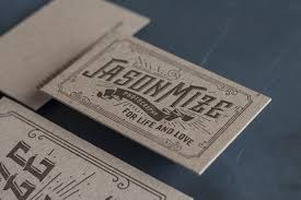 Letter Press Business Card How Thick Are Letterpress Invitations And Business Card