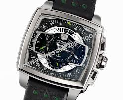 tag heuer monaco mikrograph black leather strap replica watch replica watch perfect replica watches
