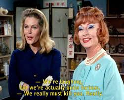 The most badass witch of all time, Endora, understands you - Album ... via Relatably.com