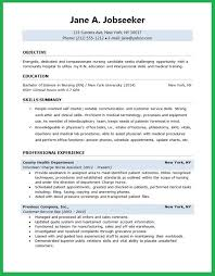 Nurse Anesthetist Resume Custom Sample Nursing Resume New Graduate Nurse Nursing And Job Stuff