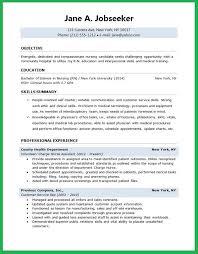 Nurse Anesthetist Resume Custom Sample Nursing Resume New Graduate Nurse Nursing And Job Stuff