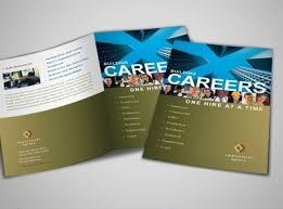Job Fair Brochure Coffee Shop Research Paper Service