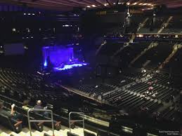 madison square garden section 13 concert seating rateyourseats