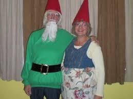 diy female garden gnome costume diy do it your self
