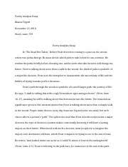 poetry paper power point poetry paper all the stuff you 4 pages poetry analysis essay mason tippitt