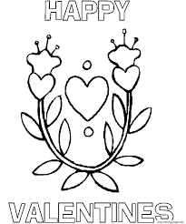 Small Picture heart happy valentines s1d4d Coloring pages Printable