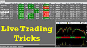 Sharekhan Live Chart How To Trade And Book Profit In Share Market Live Video Live Share Trading Tricks