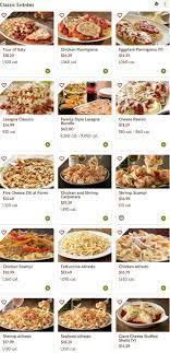 olive garden menu lunch specials page