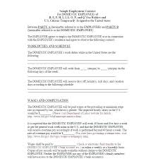 Basic Contract Outline Professional Service Agreement Templates Contracts Free