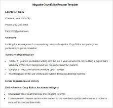 managing editor resume media resume template 31 free samples examples format download