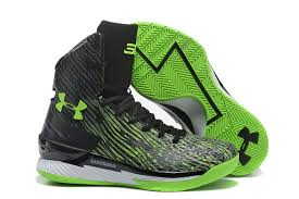 under armour shoes high tops black. men\u0027s under armour ua stephen curry two high lime/black basketball shoes tops black
