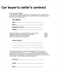 Do you need more information? 9 Car Selling Contract Examples Pdf Doc Examples