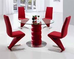 red dining room sets modest with image of creative new at throughout table designs 11