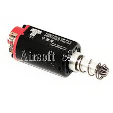 shs aeg high torque motor series long type for m4 m16 mp5 g3 and p90 aeg shs custom motor tunes up your airsoft aeg with low performance