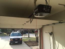 why you should install an automatic garage door opener