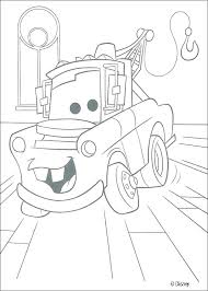 entranching miraculous lightning mcqueen and mater coloring to print lightning mcqueen and mater coloring pages to