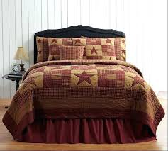 americana bed set queen star rustic primitive patchwork quilt bed set brands bedding sets home improvement s in bedding sets