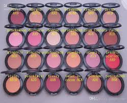new makeup shimmer blush no mirrors no brush 6g english name blush beauty cosmetics whole from green rose 3 57 dhgate