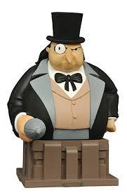 penguin batman animated. Perfect Batman DIAMOND SELECT TOYS Batman The Animated Series Penguin Resin Bust Throughout G