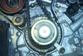 changing v6 timing belt pics and the 270 coil connector toyota this way you can use the old belt for a guide and mark the new one yourself by carefully counting the teeth in between and or laying the new belt atop the