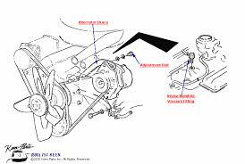 1965 corvette engine vacuum fitting parts parts accessories engine vacuum fitting diagram for a 1965 corvette