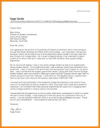 7 Application Letter Student Actor Resumed