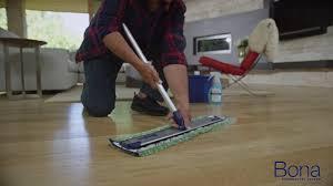 bona mercial system how to clean residential hardwood floors