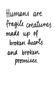Broken Love Quotes